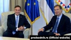 Vučić i Mekalister rаzgovаrаli su i o odnosima u regionu