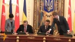 Зустріч Віктора Януковича з Реджепом Ердоганом