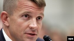 Erik Prince, who founded Blackwater and Xe