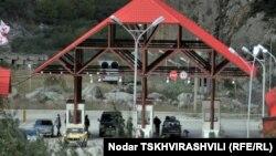 საქართველო-რუსეთის საზღვრის ზემო ლარსის საბაჟო-გამშვები პუნქტი