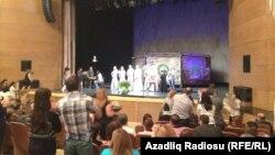 Kamal Abdullanın «Şah və Şair» tamaşasının premyerası