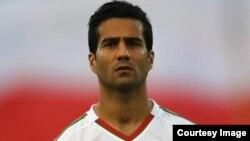 مسعود شجاعی بازیکن تیم ملی فوتبال ایران