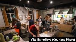 "Кафе ""Огурцы"". Фото: Виктория Самойлова"