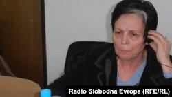 Нада Ивановска, директорка на библиотеката Тане Георгиевски во Куманово.