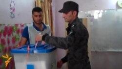 أخبار مصوّرة 28/04/2014: من الاقتراع الخاص في العراق الى قازان كعاصمة ثقافية من العالم التركي