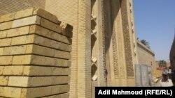 مدخل المدرسة المسنتصرية ببغداد