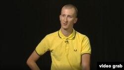 Олександр Кольченко, колишній політв'язень з Криму