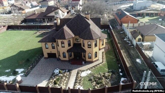 Будинок Анатолія Заришняка під Києвом