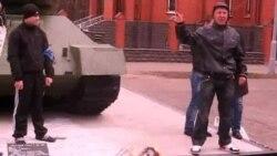 В Одесі захисники парків «палять будинки» та «вішають забудовників»