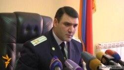 Զինդատախազ. Սուրիկ Խաչատրյանը դեպքի վայրում չի եղել