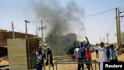 Sudan paytaxtı Xartum, 5 iyun, 2019-cu il