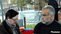 """Лидер партии """"Наследие"""" Раффи Ованнисян"""
