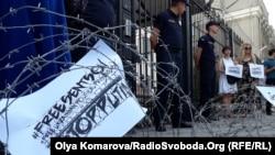 Акція «Солідарність з Олегом Сенцовим» стане частиною міжнародної ініціативи, започаткованої Міжнародним ПЕНом у Лондоні