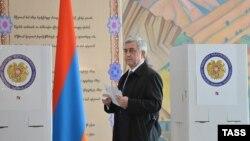 Серж Саргсян (архивное фото)