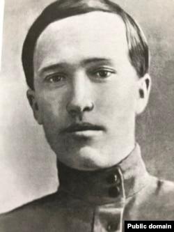 Сергей Черняков, руководитель Марийского отдела Наркомата национальностей