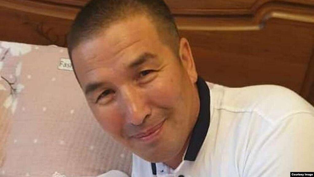 Мурат Сапиев, житель города Аксай Западно-Казахстанской области. Фото - из личного архива