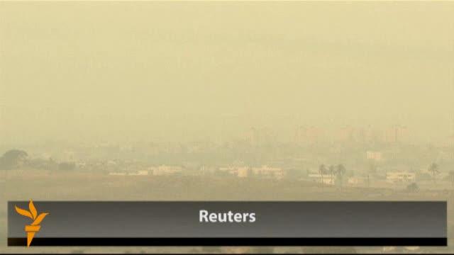 Armata israeliană se concentrează la frontiera cu Fâșia Gaza