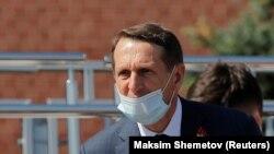 Șeful serviciului de spionaj al Rusiei, Serghei Narîșkin