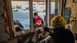 Tatarstan -- Kazan -- shelter for homeless -- 18Nov2020