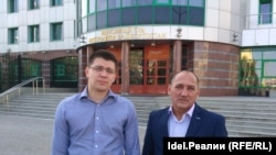 Венер Мардамшин и Евгений Литвинов