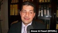عضو مجلس محافظة النجف خالد الجشعمي