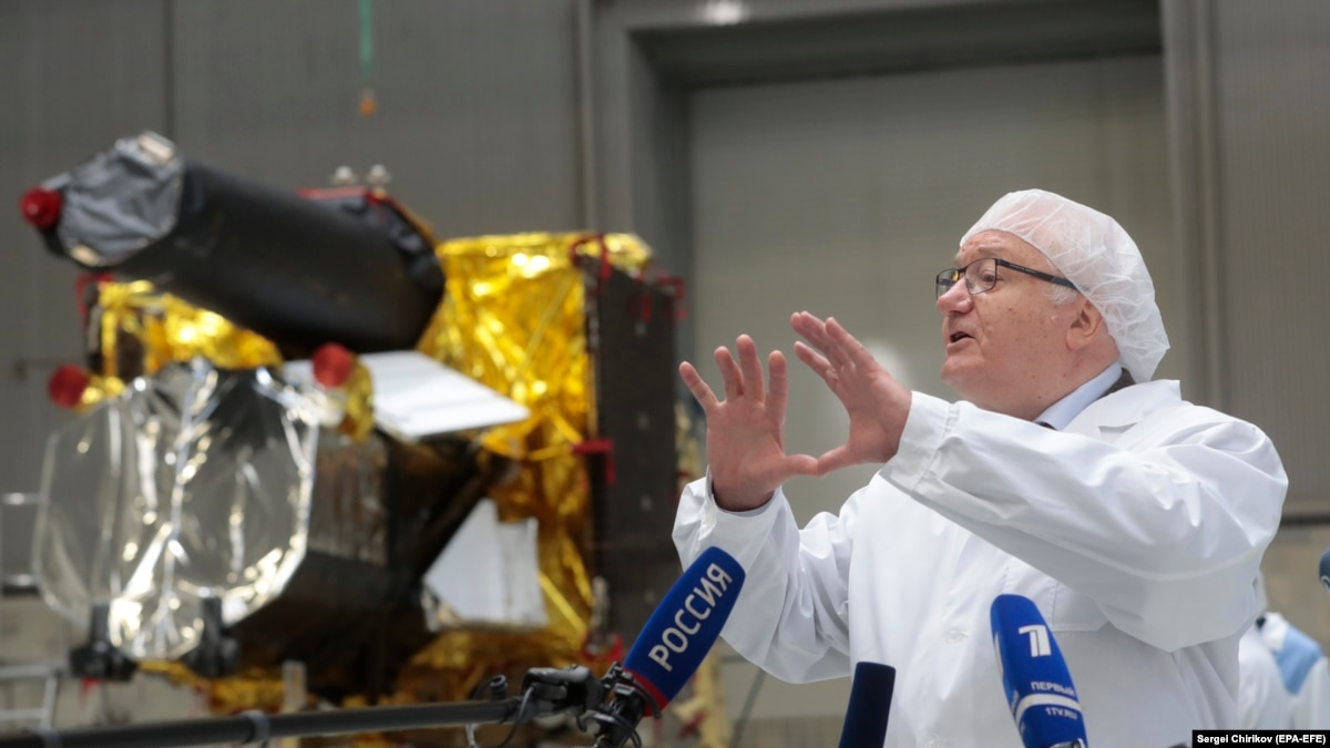 Scientists Confirm 'First Light' From Russian-German Deep-Space Telescope