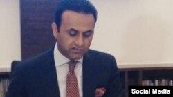 شیدا محمد ابدالی سفیر افغانستان در دهلی جدید