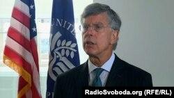 Колишній посол США в Україні Вільям Тейлор (2006-2009)