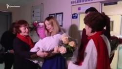 У Мустафы Джемилева родилась внучка (видео)