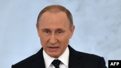 Владимир Путин, Москва, 3-декабрь, 2015.