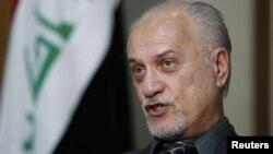 نائب رئيس الوزراء حسين الشهرستاني