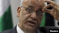 Saeb Erekat, fotoarhiv