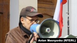 Общественный активист Александр Лагода