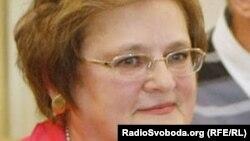 Фото Ірини Ключковської з офіційного сайту