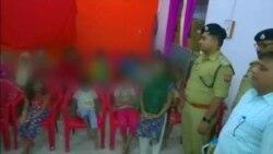 Полиция освободила 24 девочки из сексуального рабства в Индии