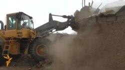 Demolition Starts At Islamabad Shantytown