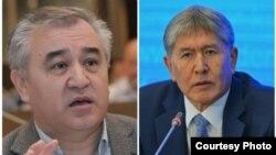Текебаев жана Атамбаев.