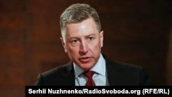 U.S. special envoy for Ukraine Kurt Walker (file photo)