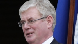The chairman of the Organization for Security and Cooperation in Europe (OSCE), Irish Prime Minister Eamon Gilmore
