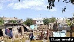 Из-за прорыва дамбы на Сардобинском водохранилище, по официальным данным, были разрушены 2 570 индивидуальных домов.