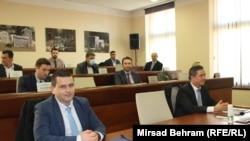 Sjednica Gradskog vijeća Mostara