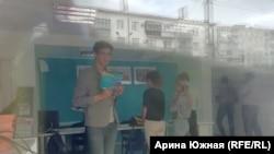 Штаб Алексея Навального в Омске