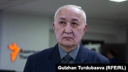 Профессор Дүйшөнбек Камчыбеков.