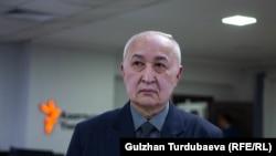 Профессор Дуйшенбек Камчыбеков.
