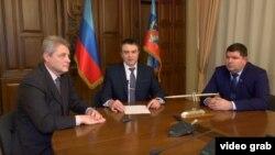 Леонід Пасічник оголошує про відставку