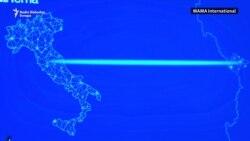 Pušten u rad podmorski kabl Italija - Crna Gora