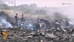 Scenes Of Malaysian Airliner Disaster In Eastern Ukraine