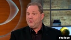 Harvey Weinstein, arhiv