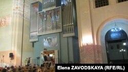 Гала-концерт последнего дня фестиваля завершился «Гимном пицундскому органу»