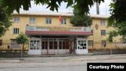Здание УВД Джалал-Абадской области.